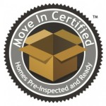 Certified Move In Ready homes inspected by Precision Home Inspectino.