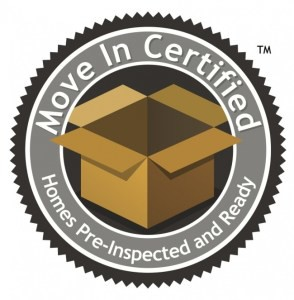 Certified Move In Ready homes inspected by Precision Home Inspection.