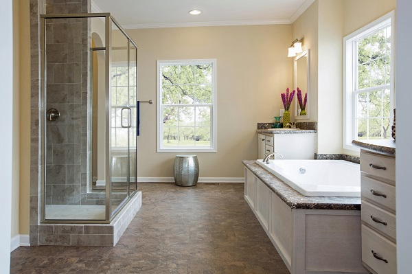 Top energy efficient housing features precision home for Energy efficient house features