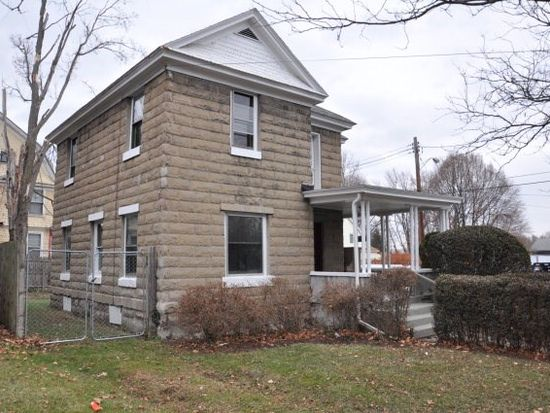 374 Pennsylvania Ave, Elmira, NY 14904 3 beds 1 bath 1,406 sqft, This is a move­-in ready 3 Bedroom + Den, 1 Bath home conveniently located on the Southside of Elmira! Completely renovated kitchen (new cabinets, counters, flooring, appliances), Completely renovated bathroom (new shower/tub, new flooring, new toilet, new vanity, fixtures), Every window replaced with Energy Star Vinyl Replacements, New gutters, new carpet, fresh paint. Wonderful fenced in rear and side lot. Great natural wood! Sellers are Licensed Real Estate Broker/ Agents. CO-Listing agent is a Licensed real estate broker.