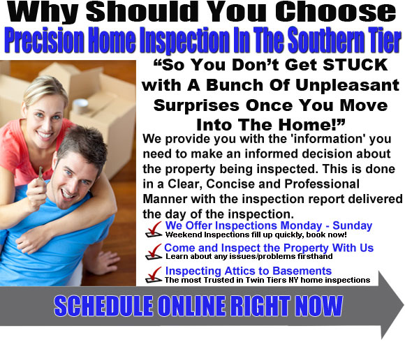 home inspection Corning